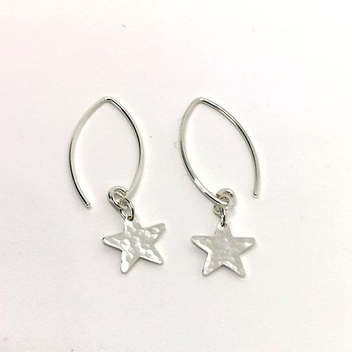 Twinkling Star Earrings