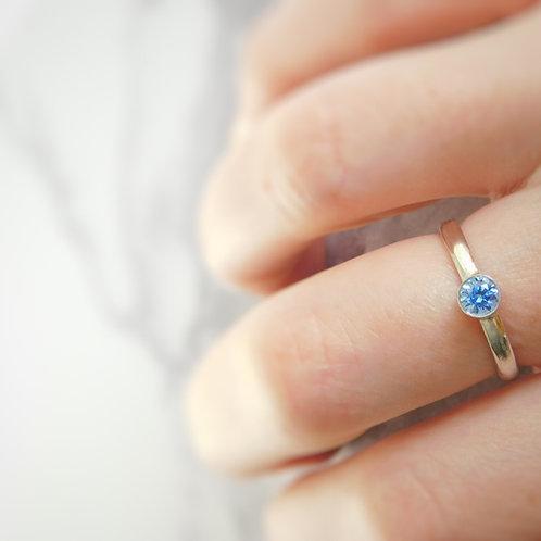 Personalised Gemstone Ring