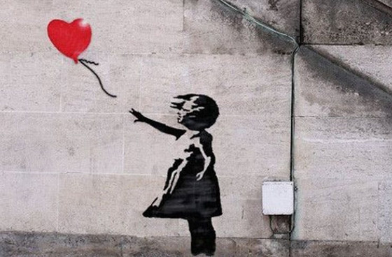 Banksy is Laughing at the Art World