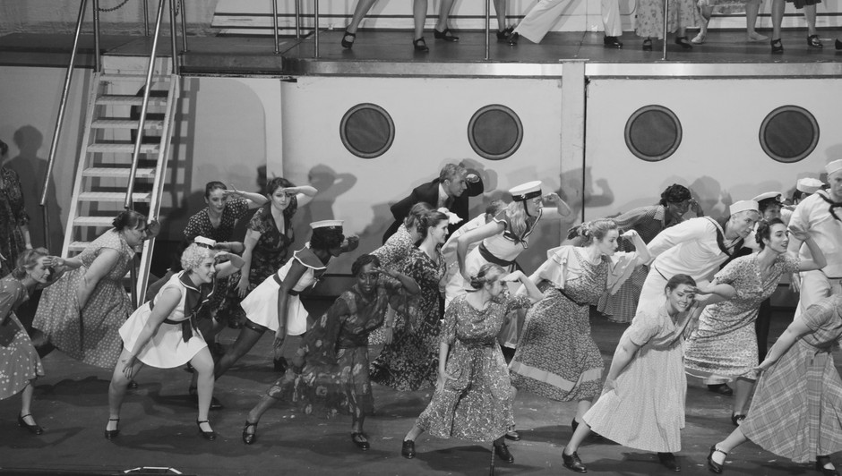 Anything Goes - Hackney Empire