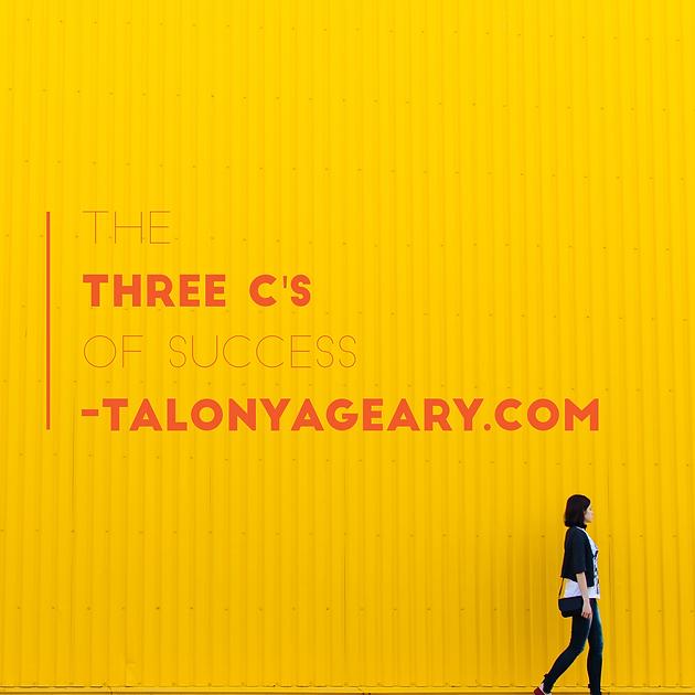 The Three C's of Successful Entrepreneurs