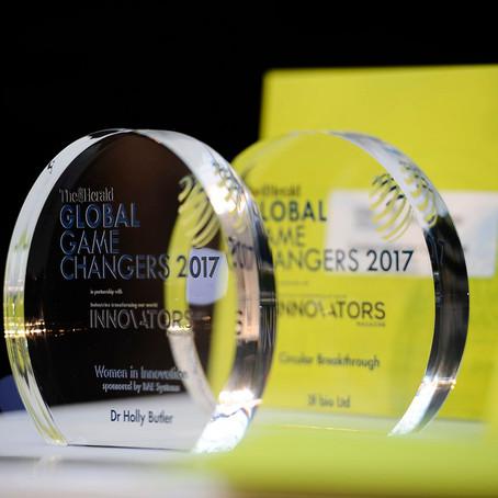 Award season for ClinSpec Dx...