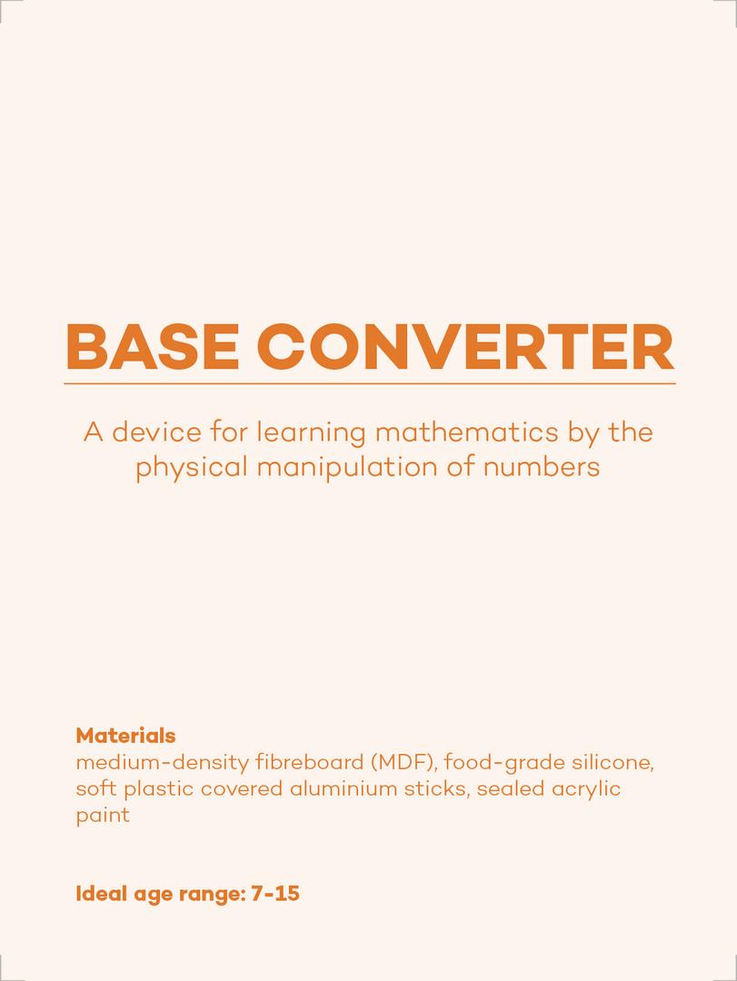 Base Converter Card 1
