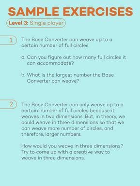 Base Converter Card 10
