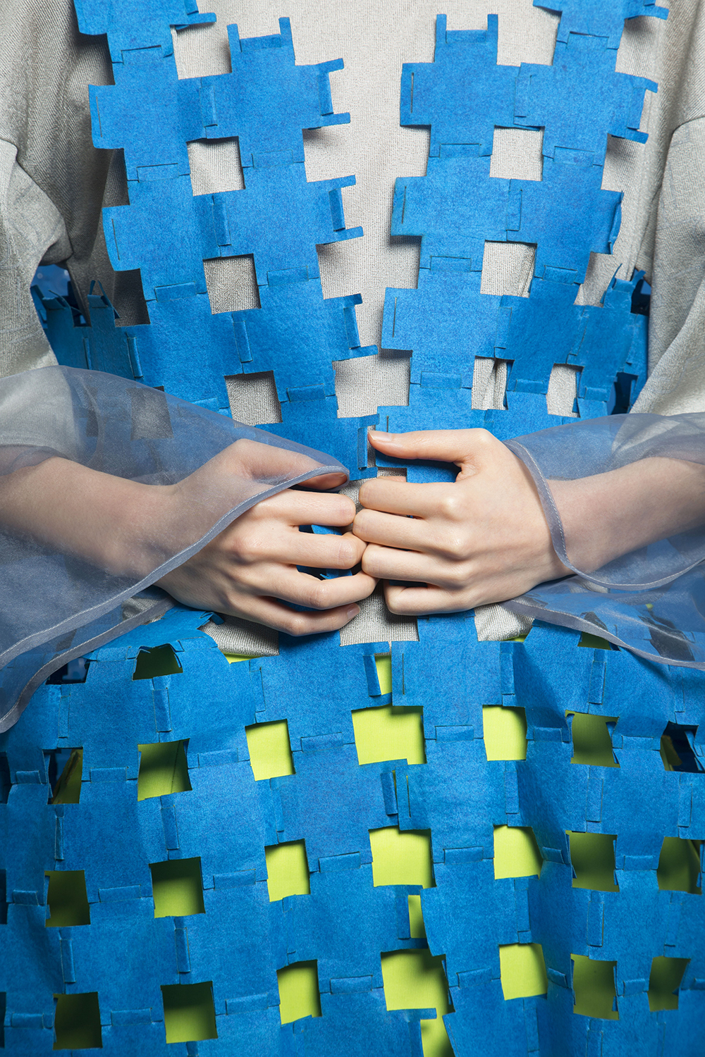 Metabolism SS15 Look 6 detail