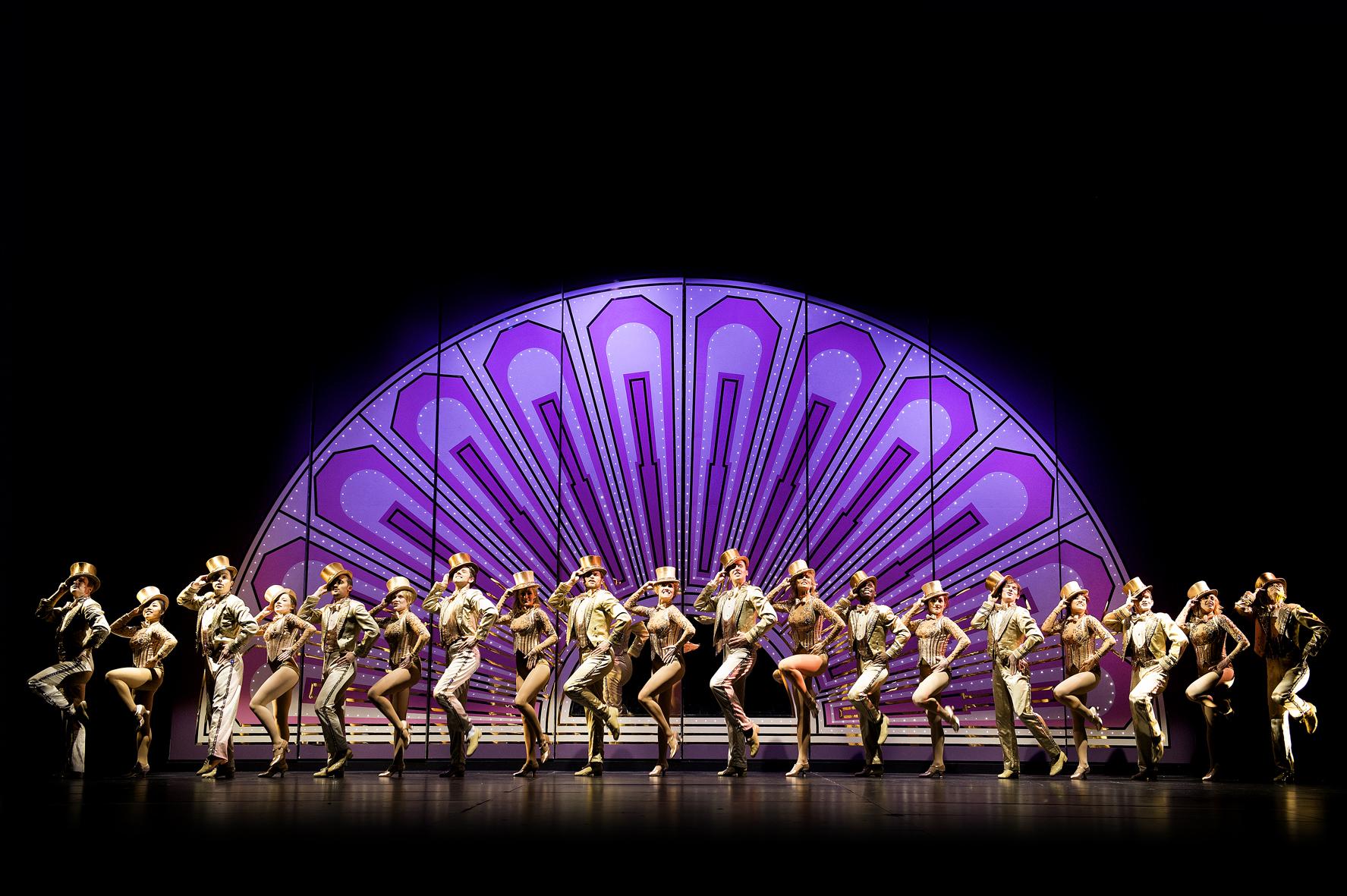 A Chorus Line - London Palladium