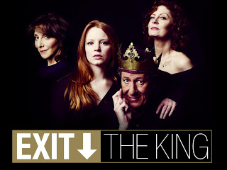 Exit The King starring Geoffrey Rush