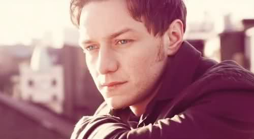 James McAvoy - Three Days of Rain