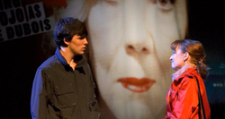 Lesley Manville & Colin Morgan - ALL ABOUT MY MOTHER