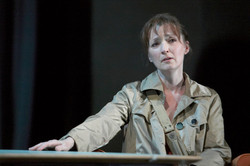 Lesley Manville starring in ALL ABOUT MY MOTHER