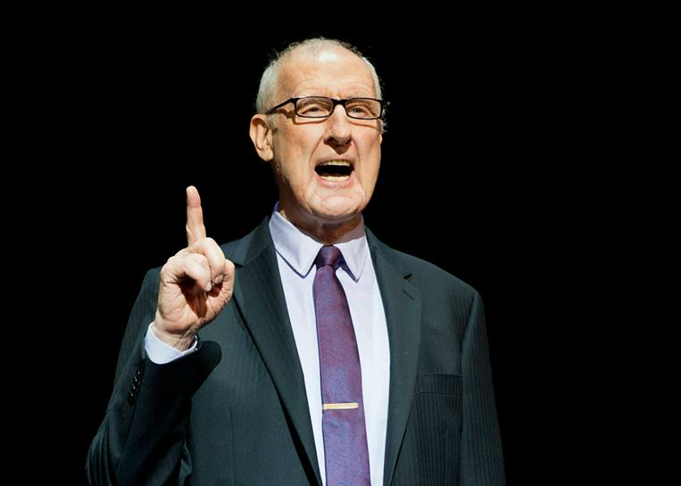 James Cromwell as Rupert Murdoch