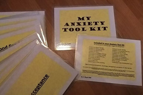 Mental Health Toolkit - Anxiety