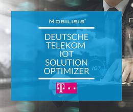 Deutsche Telekom uvrstio Mobilisis u Iot Solution Optimizer