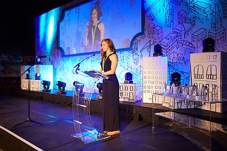 Joanna Rowsell Shand, Manchester City Council, Awards host