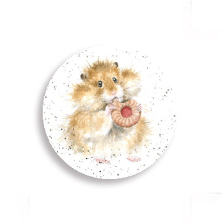 Wrendale Designs Magnete Hamster