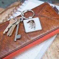 Wrendale Designs Schlüsselanhänger Spaniel