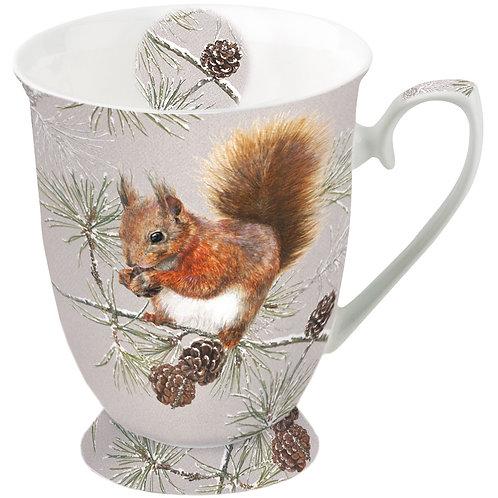 Tasse klein Eichhörnchen