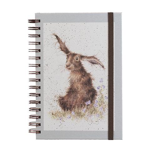 Wrendale Designs Notizbuch A5 Hase