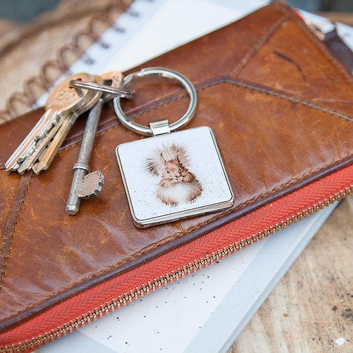 Wrendale Designs Schlüsselanhänger Eichhörnchen