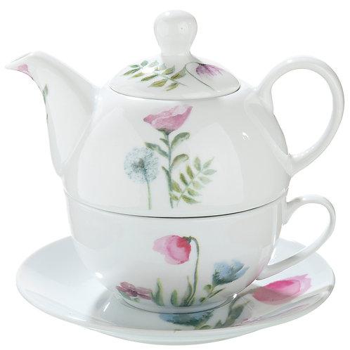 Teekanne Set Sweet Blossom
