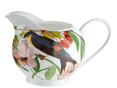 Milchkanne Birds Paradise