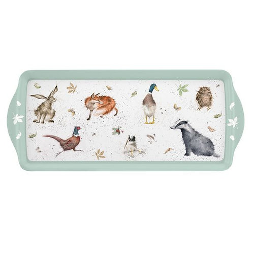 Wrendale Designs Sandwichtray Country Set