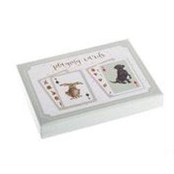Wrendale Designs Spielkarten-Geschenkset