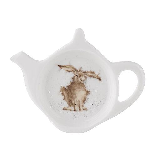 Wrendale Design Royal Worcester Teebeutelschüsselchen Hase