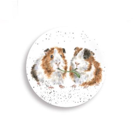Wrendale Design Magnete Meerschweinchen