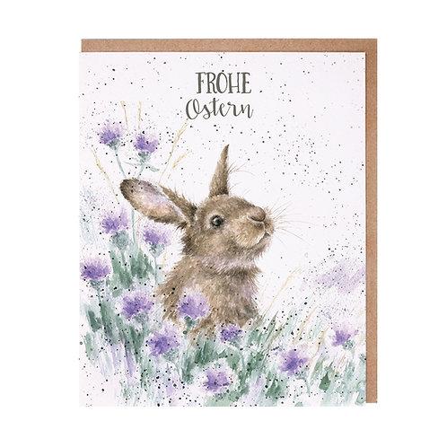 Wrendale Designs Grußkarte Frohe Ostern