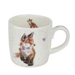 Wrendale design Royal Worcester Tasse kleiner Fuchs