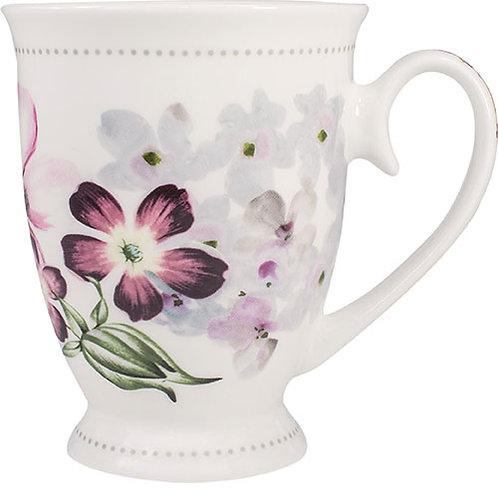 Kopie von Tasse klein Gänseblümchen türkis