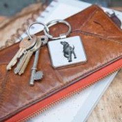 Wrendale Designs Schlüsselanhänger Labrador