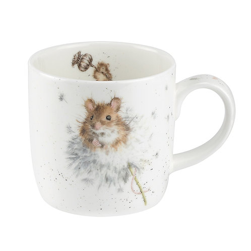Wrendale design Royal Worcester Tasse Maus