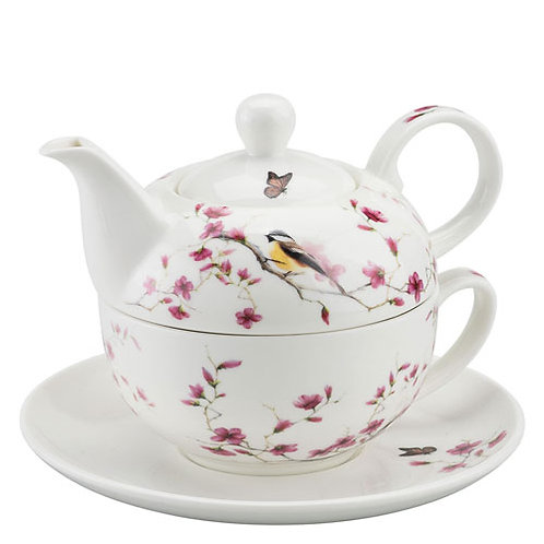 Tea for one - Teekanne Kirschblüten