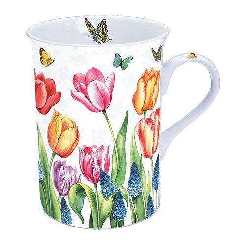 Tasse Tulpen klein