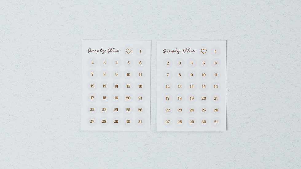 Date Dots