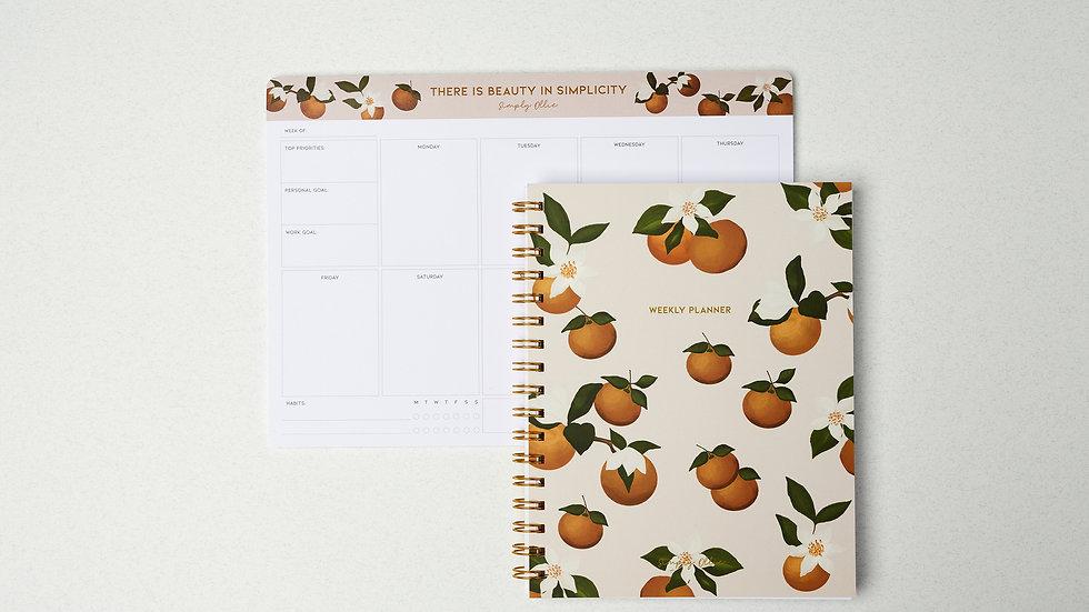 Planner Bundle, Peaches