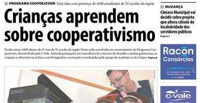 Destaques da edição impressa do jornal Folha de Palotina de 15/09/2017