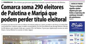 Destaques da edição impressa da Folha de Palotina de 10/03/2017