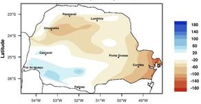 Maio teve mais chuva, mas Paraná mantém emergência hídrica
