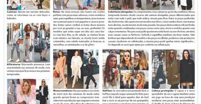 O inverno está chegando e nossa Coluna de Moda destaca as tendências para o frio