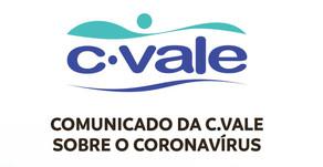 Comunicado da C.Vale sobre o coronavírus