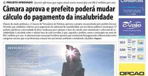 Destaques da edição impressa do jornal Folha de Palotina de 22/09/2017