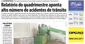 Destaques da edição impressa do jornal Folha de Palotina de 02/06/2017
