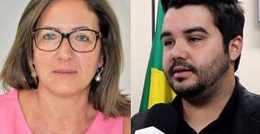PSDB confirma registro de candidatura de Rose Delai para prefeita e Weslei Freitas para vice