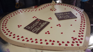 Dolcissimo San Valentino a Ferrara...