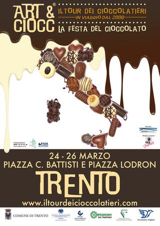 A Trento l'ultima tappa della stagione: 24-25-26 marzo 2017