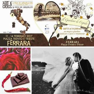 A Ferrara San Valentino è targato Art & Ciocc!