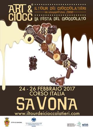 Art & Ciocc a Savona per la VI edizione